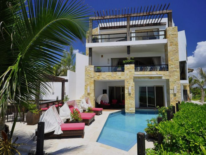How much does it cost to build a house in Mexico?